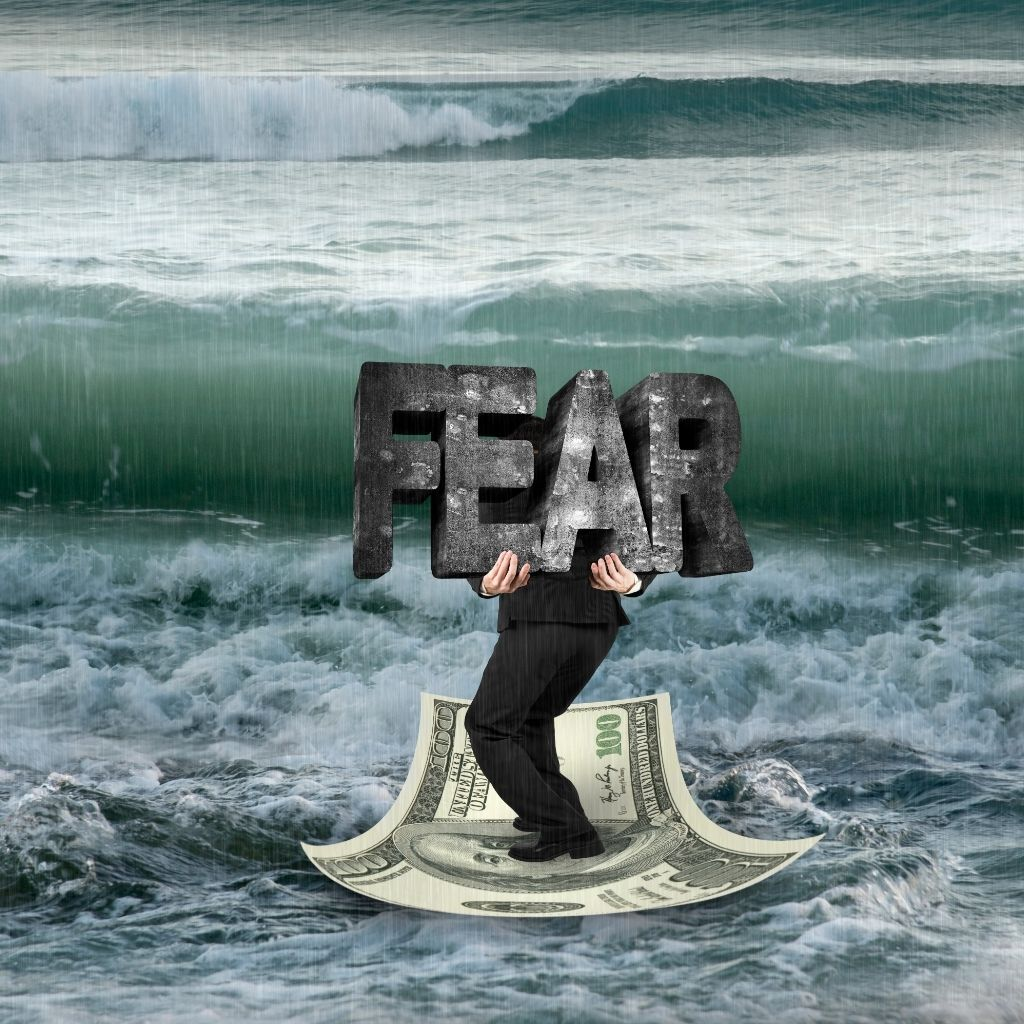 the Fear of asking for money