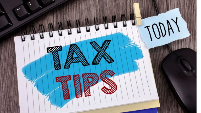 Tax tips lead magnet - home page - guida accountancy