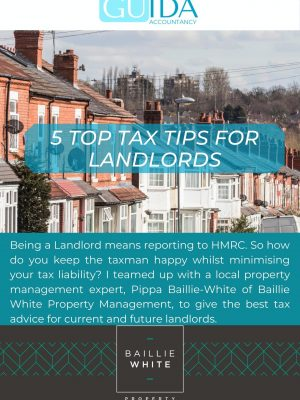 Top Tax Tips for Landlords
